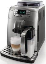 Saeco Intelia HD8754/11 Volautomaat Espressomachine - Zilver