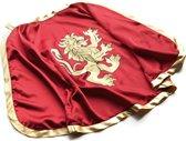 Liontouch - Riddercape - Nobele Ridder - Rood