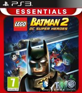 LEGO Batman 2, DC Superheroes (Essentials)  PS3