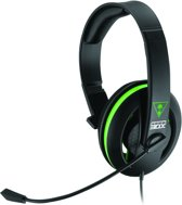 Turtle Beach Ear Force Recon 30X Wired Mono Chat Gaming Headset – Zwart (Xbox One + PC + Mac + PS4 + Mobile)