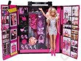 Barbie Kledingkast met Pop
