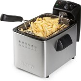 DOMO Friteuse RVS 4L DO465FR