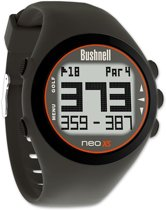 Bushnell Neo Xs Golf Gps Watch - Charcoal