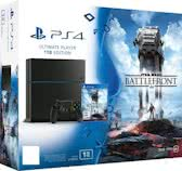 Sony PlayStation 4 Star Wars Battlefront Console - 1TB - Zwart - PS4