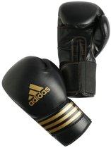 adidas Super Pro Rigid Cuff Training - Kickbokshandschoenen - 14 oz - Zwart