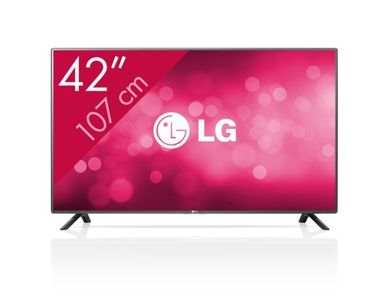 LG 42LF580V - Led-tv - 42 inch - Full HD - Smart tv