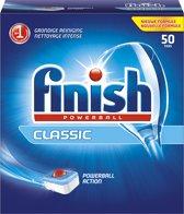 Finish Powerball Classic Tabs 50 vaatwastabletten