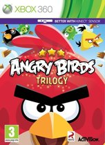 Angry Birds Trilogy - Xbox 360 Kinect