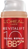 L'Oréal Paris Dermo Expertise Revitalift Total Repair 10 BB Cream Medium - 50 ml - Dagcrème