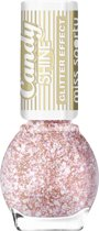 Miss Sporty Candy Shine - 002 Pink Marshmallow - Nagellak