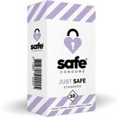 Safe Just Safe Standard - 10 stuks - Condooms