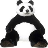 WWF Panda Zittend - Knuffel - 30 cm