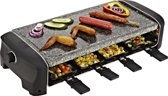 Princess, Raclette Stone Grill Party - 8 Pans