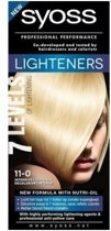 SYOSS Color baseline 11-0 Intensive Lightener - Haarkleuring