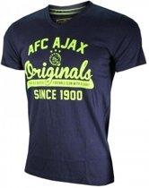 T-shirt Ajax Uit 2014-2015 - maat M