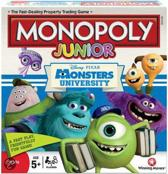 Monopoly Junior - Monsters University - Bordspel