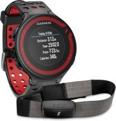 Garmin Forerunner 220 HRM - GPS Sporthorloge - Zwart/Rood