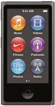 Apple iPod Nano - 16GB - Space Grijs
