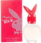 Playboy Play it Rock for Woman - 50 ml - Eau de toilette