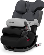 Cybex Pallas Fix - Autostoel - Gray Rabbit dark grey