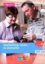 Voorlichting, advies en instructie Niveau 4