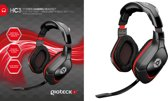 Gioteck HC3 Wired Stereo Gaming Headset (PC + MAC + PS4 + Xbox One + PS3 + Xbox360 + Mobile)