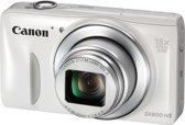 Canon PowerShot SX600 HS - Wit