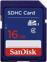 Sandisk SD kaart 16 GB