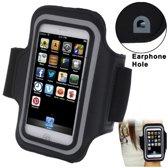 DrPhone Sportband iPhone 5 / 5C / 5S/ 5SE hardloop sport armband extra zware kwaliteit