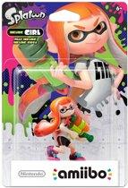 Nintendo Amiibo figuur - Splatoon Girl (WiiU + New 3DS)
