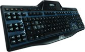 Logitech G510S Gaming Toestenbord QWERTY - PC