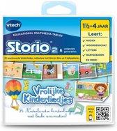 VTech Storio 2 - Game - Vrolijke Kinderliedjes
