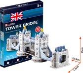 3D Puzzel Tower Bridge 32Dlg.