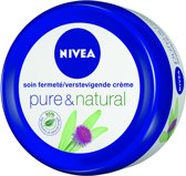 Nivea Pure & Natural Verstevigend - 300 ml - Bodycrème