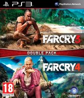 Compilatie Far Cry 3 en Far Cry 4 (PS3)