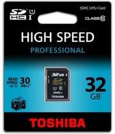 Toshiba 32GB SDHC/UHS-1