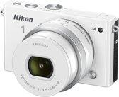Nikon 1 J4 + 10-30 mm - Systeemcamera - Wit