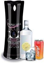 Voulez-Vous...  Siliconen Vodka Energy - 30 ml - Glijmiddel