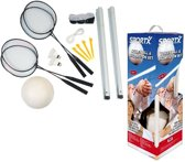Sportx Volleybal/Badminton Set