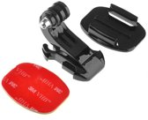 GoPro Flat Surface 3M VHB Adhesive Sticky Mount And Vertical Surface J-Hook Buckle
