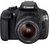 Canon EOS 1200D + 18-55 DC III - Spiegelreflexcamera