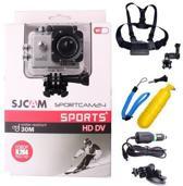 SJCAM SJ4000 met WiFi en startpakket - Action camera