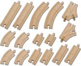 Chuggington Hout -  Houten Rails