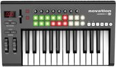Novation LaunchKey 25 - Keyboard - Zwart