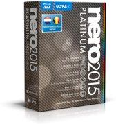 Nero 2015 Platinum - Nederlands / DVD