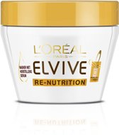 L'Oréal Paris Elvive Re-Nutrition - 300 ml - Haarmasker
