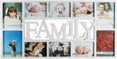 Fotokader Familie (10 Foto's)