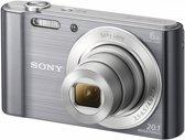 Sony Cybershot DSC-W810 - Zilver
