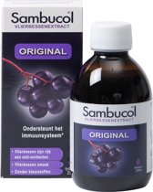 Sambucol Vlierbessen Siroop Original - 230 ml