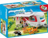 Playmobil Gezinscaravan - 5434